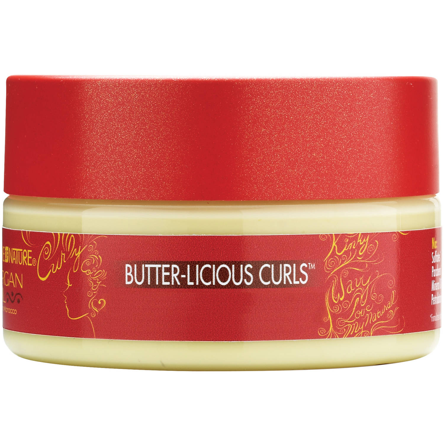 Creme of Nature Butter-Licious Curls Creme, 7.5 oz