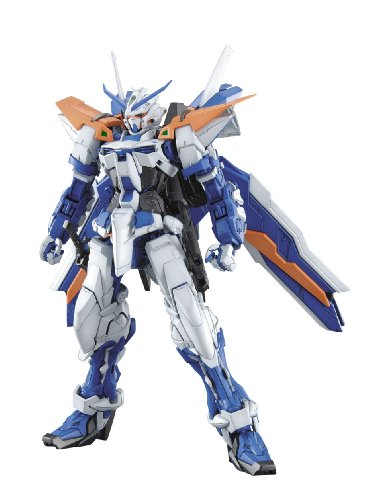 Bandai Hobby MG Gundam Second Revise Model Kit (1 100 Scale), Astray Blue Frame by