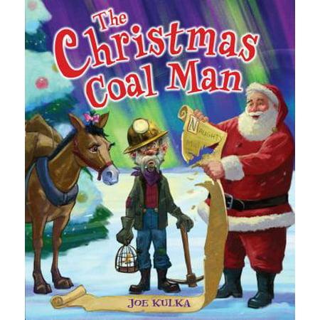 The Christmas Coal Man (Hardcover)
