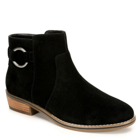 Womens Brayden Low Heel Ankle Boot Shoes](Boots Low Price)
