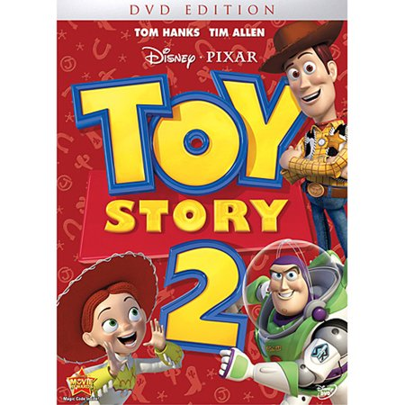 Toy Story 2 (DVD)](Halloween 2 Movie Story)