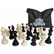 Classic Tournament Staunton Chessmen - 9