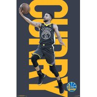 Golden State Warriors - Stephen Curry Poster