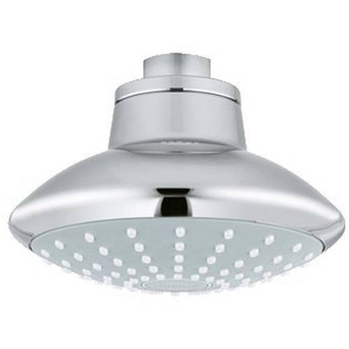Grohe 27810001 Euphoria 110 Mono Shower Head, Available in Various Colors