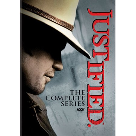 Justified: The Complete Series (DVD)