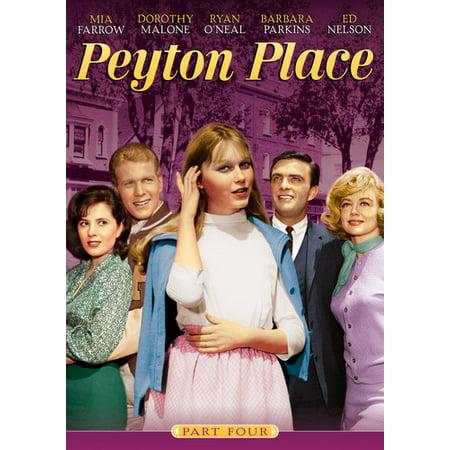Peyton Place: Part Four (DVD) (Peyton Place Tv Show)