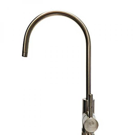 Aquaboon Water Filter Purifier Faucet European Style Brushed Nickel ...