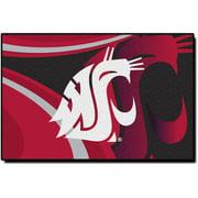 "NCAA Washington State Cougars 39"" x 59"" Rug"