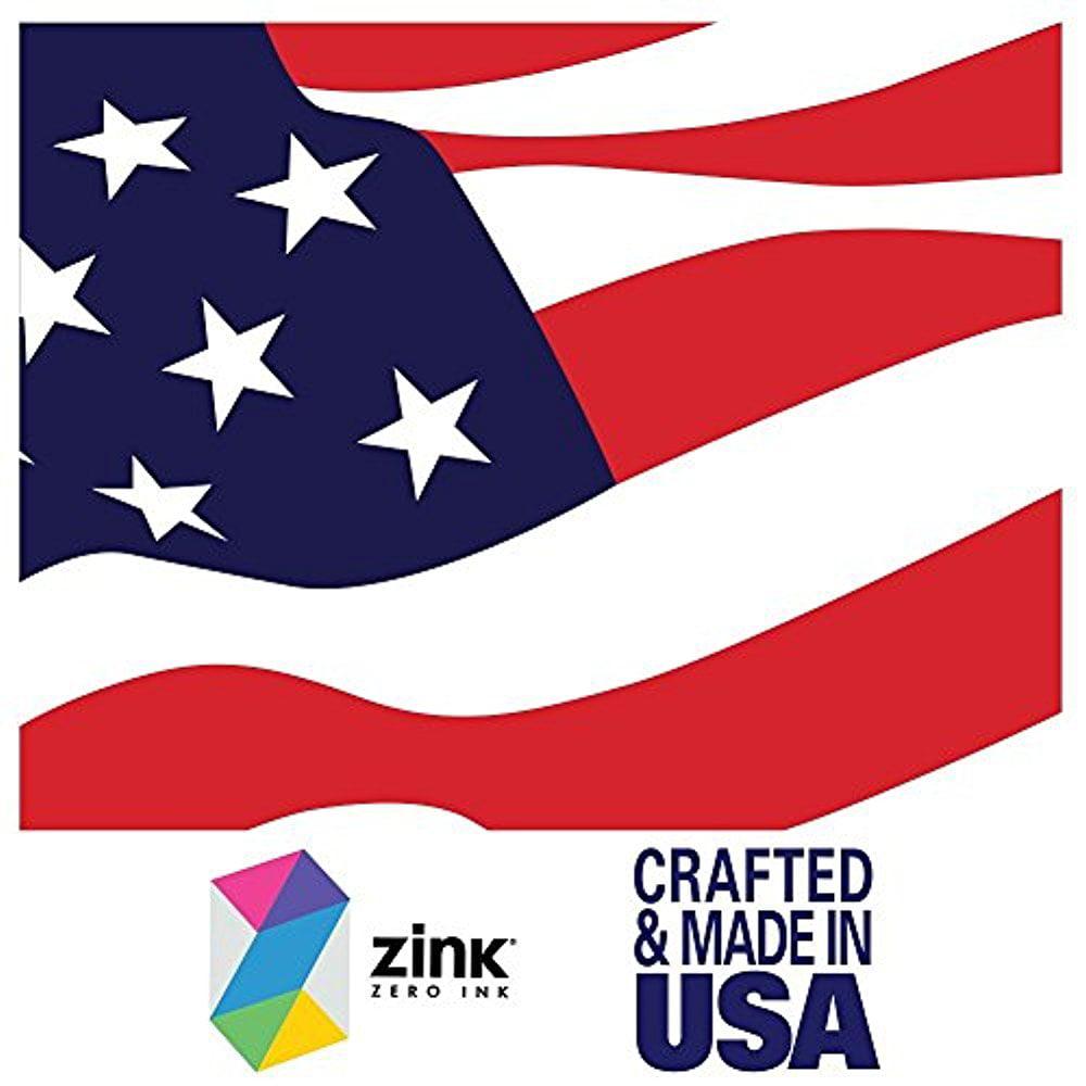 Polaroid 3.5 x 4.25 inch Premium ZINK Border Print Photo Paper 20 Sheets