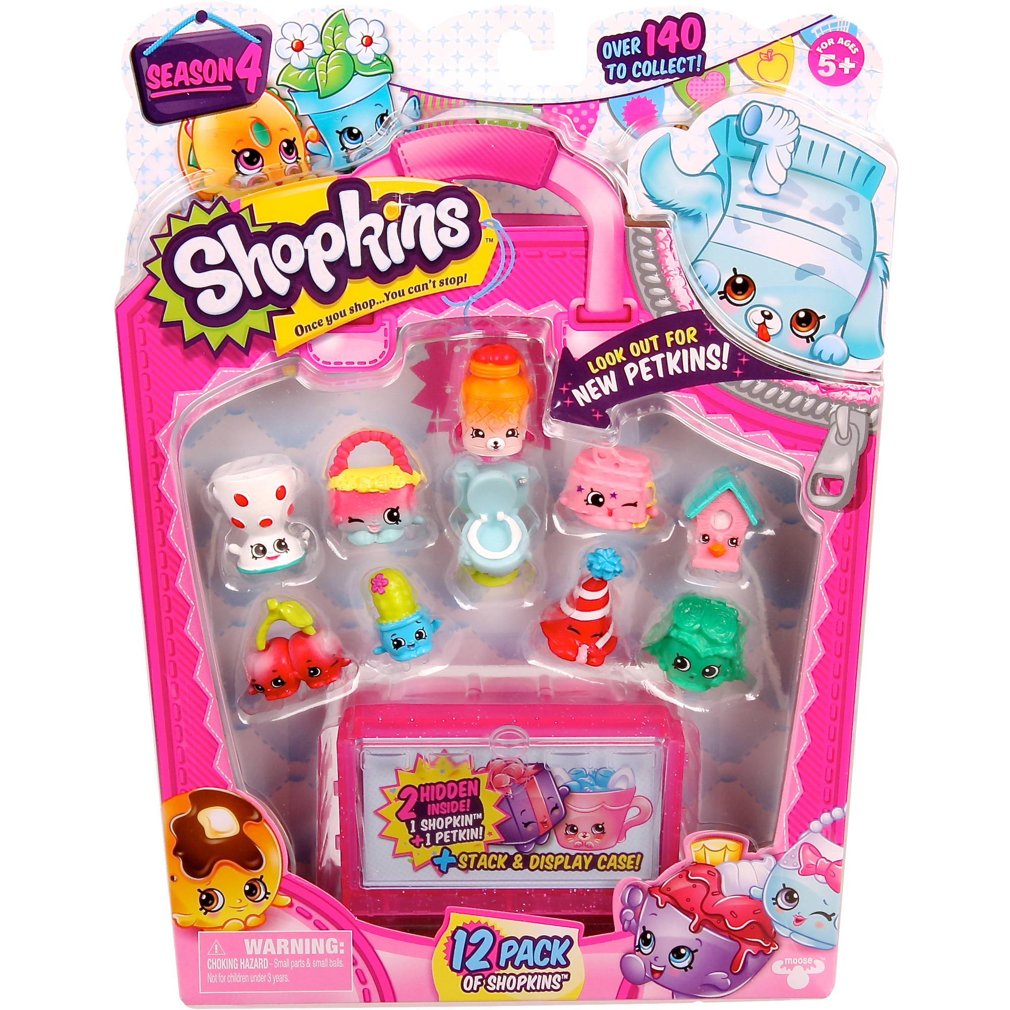 Shopkins Season 4 12-Pack