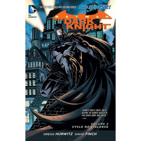 Batman: The Dark Knight Vol. 2: Cycle of Violence (The New (Batman Legends Of The Dark Knight Vol 2)