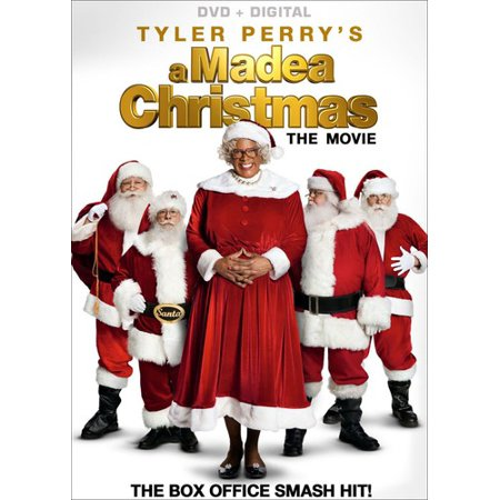 Tyler Perry's A Madea Christmas: The Movie (DVD + Digital) - Boo A Madea Halloween Movie Trailer