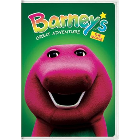 Barney's Great Adventure: The Movie (DVD) - Barney's Halloween Party Dvd