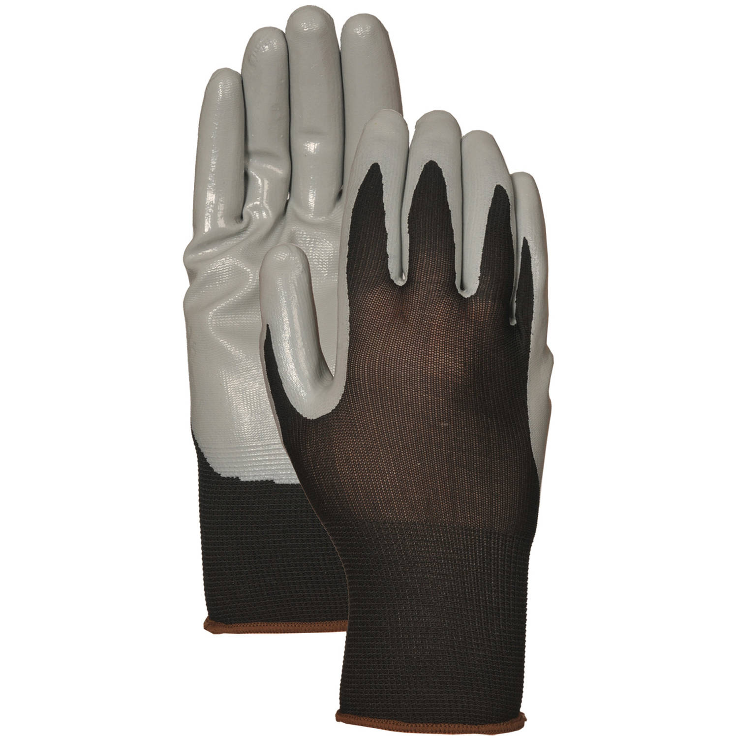 Bellingham Glove C3701S Small Gray Nitrile Palm Gloves