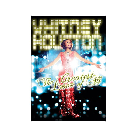 Whitney Houston: The Greatest Love of All (DVD) (Whitney Houston Halloween)