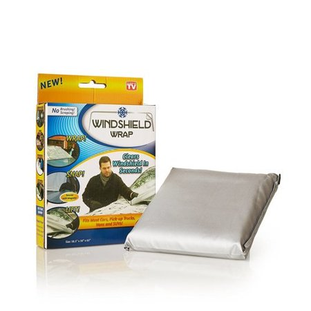 "Weathershield Windshield Wrap - Car Snow Cover (66"" x 41.5"