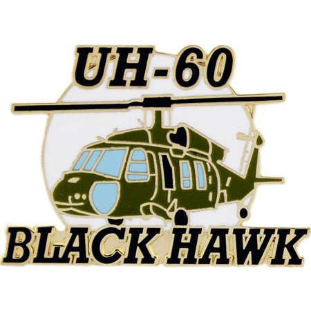 """UH-60 Blackhawk Helicopter Pin 1 1/2"""""""