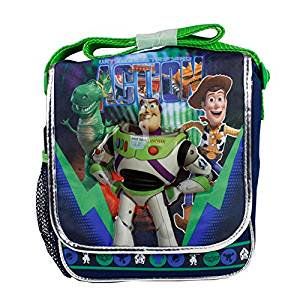 Lunch Bag - Disney - Toy Storys - Woody Buzz Lightyear Boys New 507183 ()