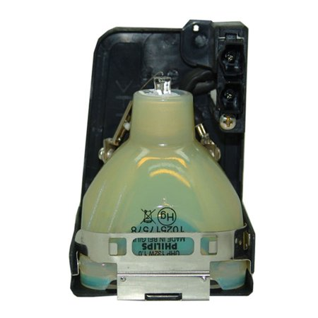 Original Philips Projector Lamp Replacement with Housing for Sanyo PLC-SW15 - image 3 de 5
