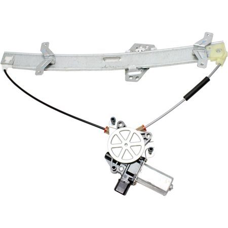 - Dorman 741-306 Window Regulator For Honda Accord, with motor