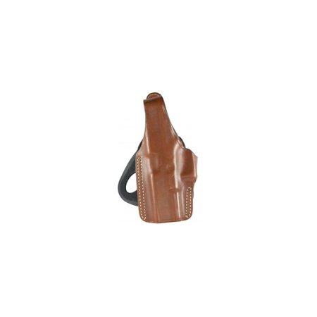 BLACKHAWK! Leather Angle Adjustable Paddle Holster, Colt Commander 4