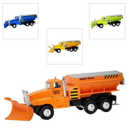 Snow Plow Truck (International Navistar Trucks)