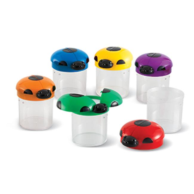 Big View Bug Jars 6-Set