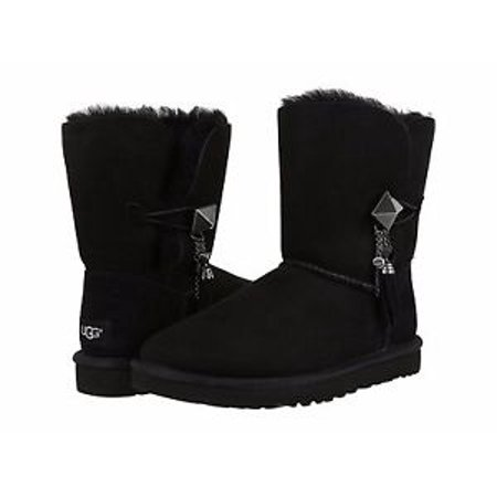 UGG Women's Lilou Charm Boots 1013850 (Charms For Ugg Boots)