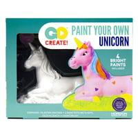 Horizon Group Paint Your Own Ceramic Unicorn, 1 Each
