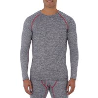 a73a44e35d10 Product Image Russell Mens L2 Active Base Layer Thermal Crew Shirt