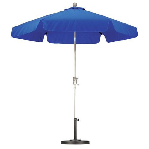 California Umbrella Quick Ship 7.5-ft. Wind Resistant Patio Umbrella