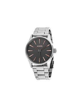 403ee56b6bf Product Image Grey Rose Gold The Sentry 38 SS Watch by Nixon