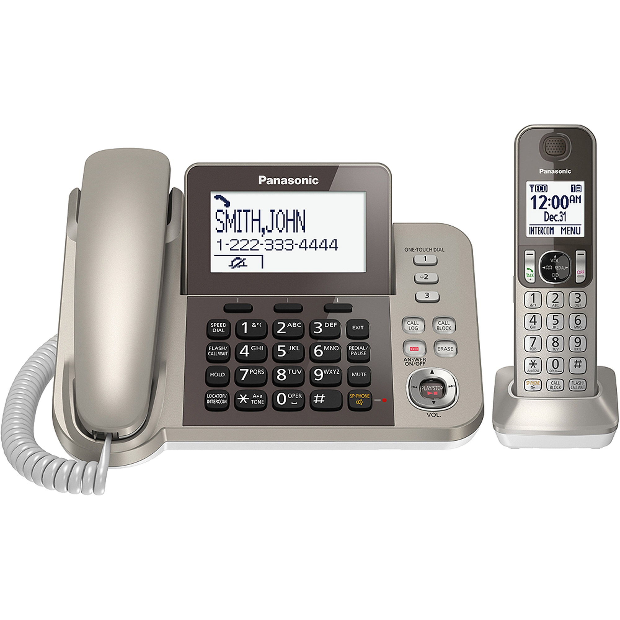 cordless phone and answering machine reviews