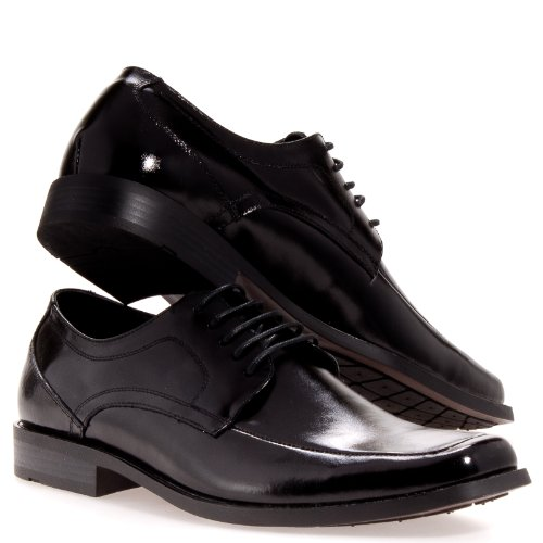 Stacy Adams Calhoun Men US 9 Black Oxford by