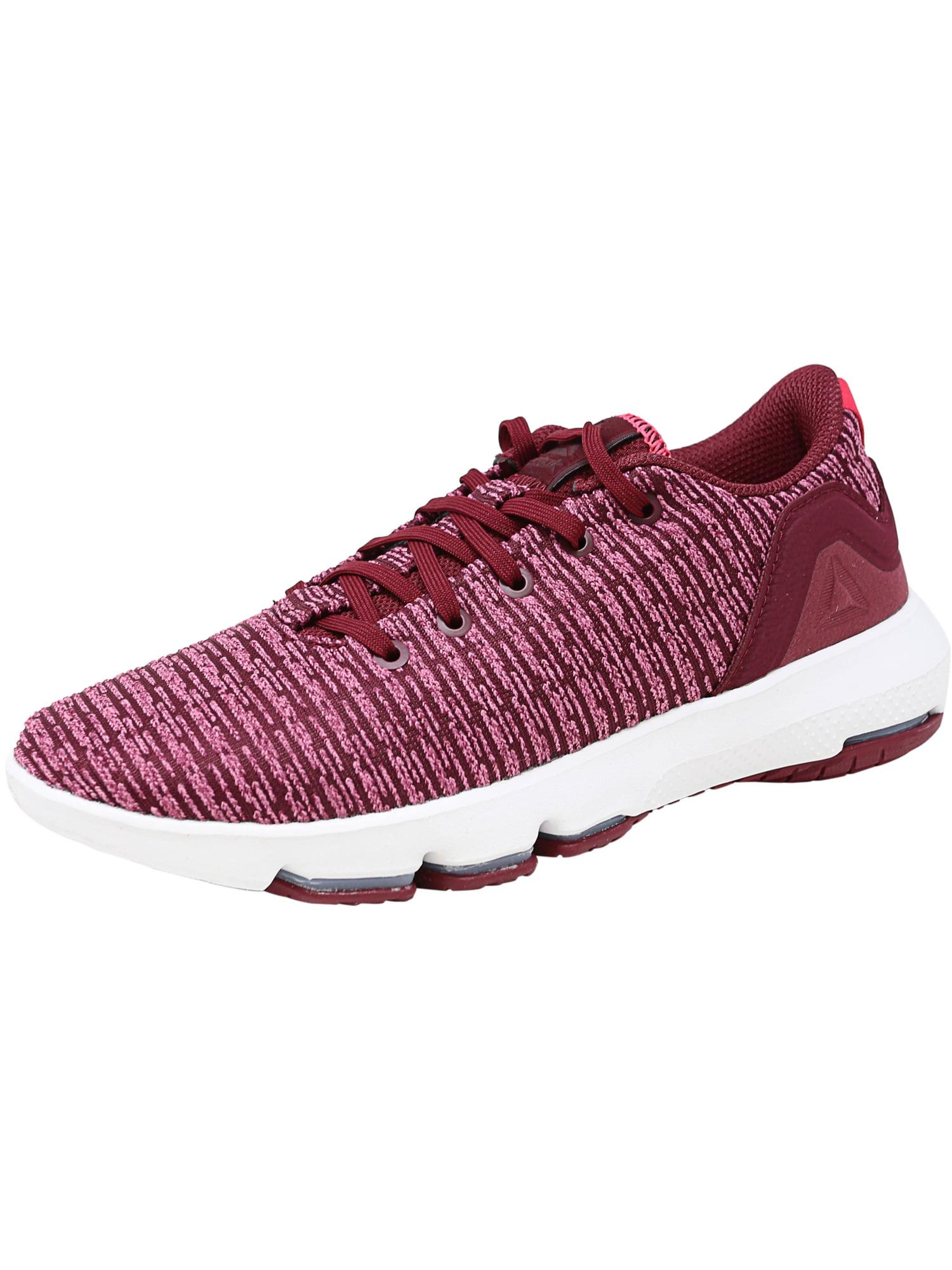 Reebok Women's Cloudride Dmx 3.0 Rustic Wine / Pink White Ankle-High Walking Shoe - 5.5M