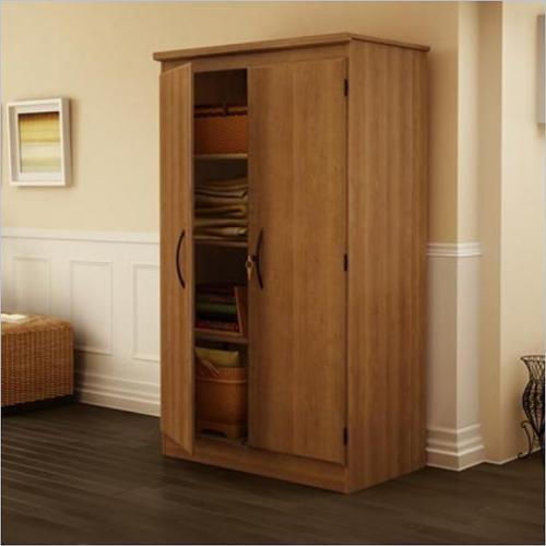 Storage Cabinet in Morgan Cherry