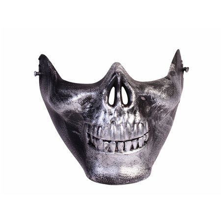 Lower Jaw Skull Half Mask - Jaw Mask