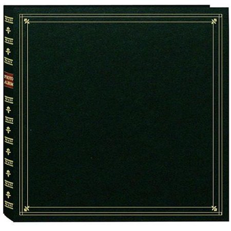 Large Format Hunter-Green Memo Album by Pioneer for 420 photos with room to expand