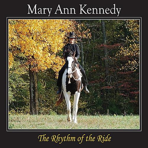 Mary Ann Kennedy - Rhythm of the Ride [CD]