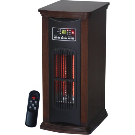 Comfort Glow Infrared Quartz Tower Heater Walmart Com