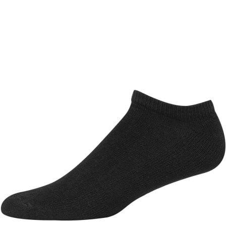 Men's Cushion FreshIQ No Show Socks 6-Pack