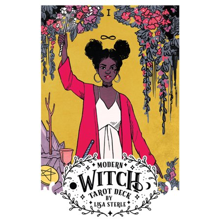 The Modern Witch Tarot Deck (Other) Gypsy Witch Deck