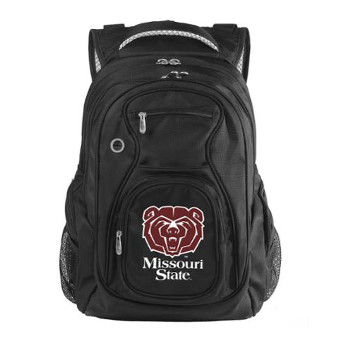 Denco Sports NCAA Missouri State 17.5-inch Laptop Backpack