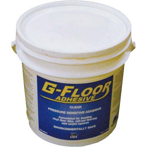 G-Floor Pressure Sensitive Adhesive, 1 gal