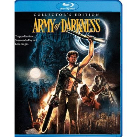 Army Of Darkness  Collectors Edition   Blu Ray