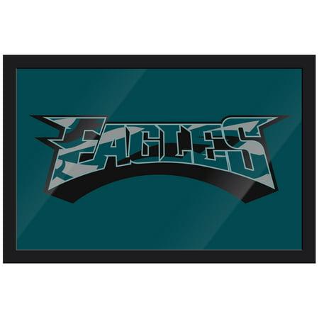 Philadelphia Eagles Framed Wall - Philadelphia Eagles NFLxFIT 24'' x 16'' Modern Framed Wall Art - No Size