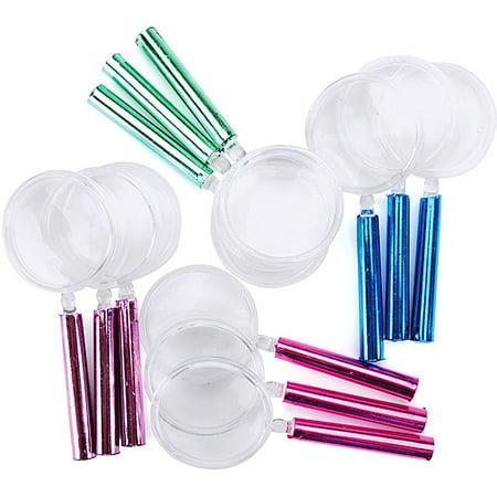 Party Favors 12/Pkg-Magnifying Glass - Favor Glasses