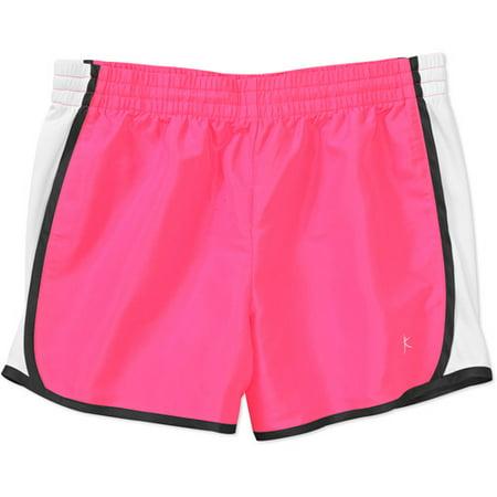 47161a0c38994 Danskin Now Women s Mesh Panel Running Shorts - Walmart.com