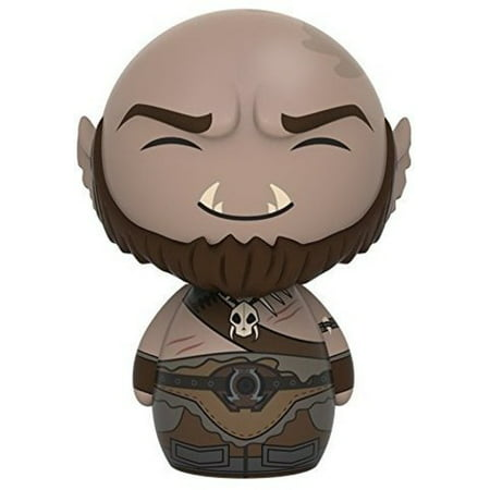 FUNKO DORBZ: WARCRAFT MOVIE - ORGRIM (Warcraft Collectible)