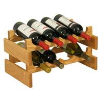 Dakota 8 Bottle Wine Rack